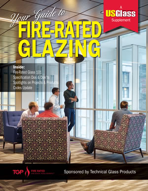 Guide to Fire-rated Glazing